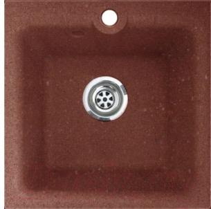 Мойка кухонная Эко-М M-42 (терракотовый)