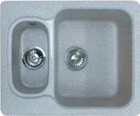 Мойка кухонная Эко-М M-09 (серый) -