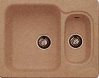 Мойка кухонная Эко-М M-09 (терракотовый) -