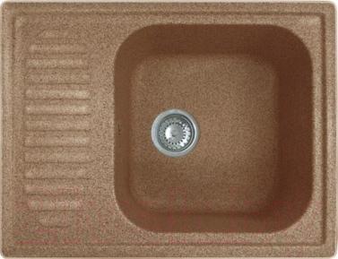 Мойка кухонная Эко-М M-13 (терракотовый)