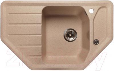 Мойка кухонная Эко-М M-10 (песок)