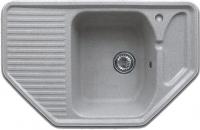 Мойка кухонная Эко-М M-10 (серый) -