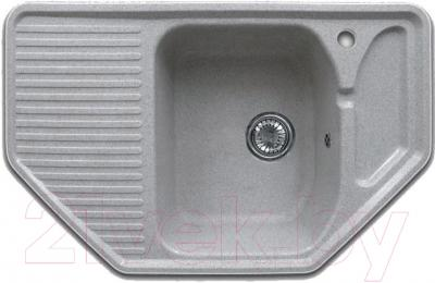 Мойка кухонная Эко-М M-10 (серый)