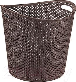 Корзина Curver My Style 00715-210-00 / 216585 (темно-коричневый)