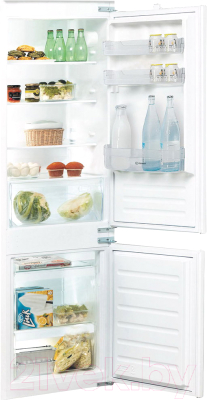 Холодильник с морозильником Indesit B 18 A1 D/I