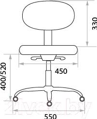 Кресло детское Новый Стиль Bambo GTS BA-7901 Q