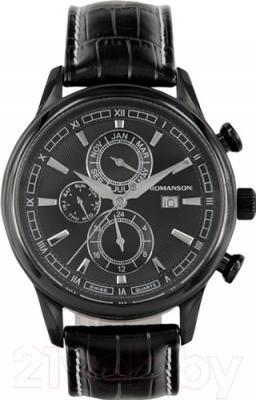 Часы мужские наручные Romanson TL1245BMBBK