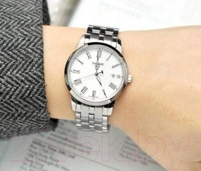 Часы мужские наручные Tissot T033.410.11.013.01