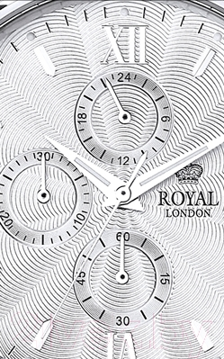 Часы мужские наручные Royal London 41205-02
