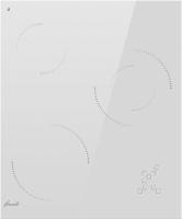 Электрическая варочная панель Fornelli PV 45 Delizia WH -