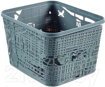 Корзина Curver City New York 00274-T37-00 / 221856