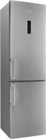 Холодильник с морозильником Hotpoint HF 8201 X OSR -