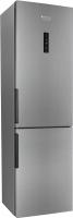 Холодильник с морозильником Hotpoint HF 7201 X RO -