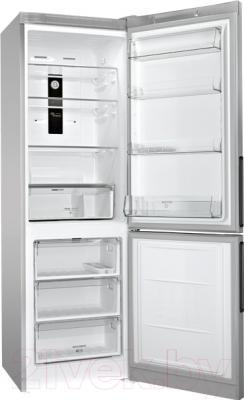 Холодильник с морозильником Hotpoint HF 7180 S O