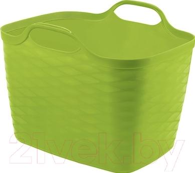 Корзина Curver Flexi 00326-598-00 / 216650 (зеленый)