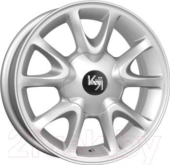 """Литой диск KnK KC579 Kalina 14x5.5"""" 4x98мм DIA 58.6мм ET 35мм"""