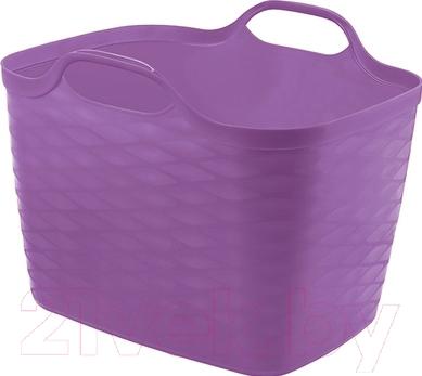 Корзина Curver Flexi 00326-437-00 / 216653 (фиолетовый)
