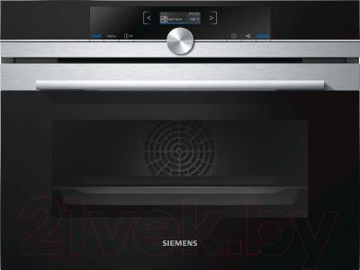 Электрический духовой шкаф Siemens CB675G0S1