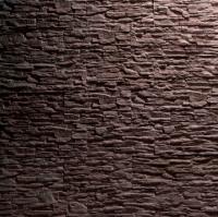 Декоративный камень Royal Legend Сланец коричневый 01-780 (360х85х10-15) -