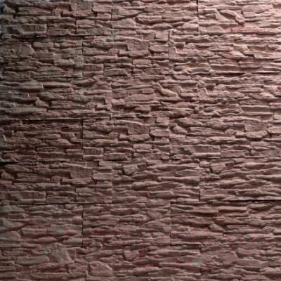 Декоративный камень Royal Legend Сланец серо-коричневый 01-680 (360x85x10-15)