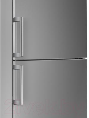 Холодильник с морозильником Hotpoint HF 8201 X RO