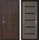 Входная дверь МеталЮр М7 Грей мелинга/белое стекло (86x206, правая) -