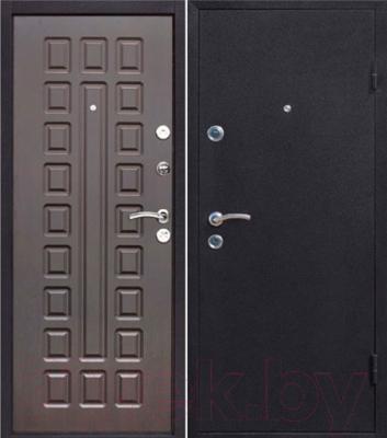 Входная дверь Йошкар Венге (86x206, правая)