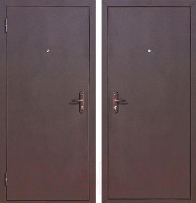Входная дверь Йошкар Стройгост 5-1 Металл (88x206, левая)