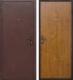 Входная дверь Йошкар Стройгост 5-1 Золотистый дуб (88x206, левая) -