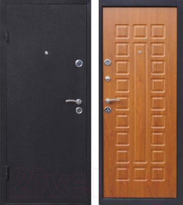 Входная дверь Йошкар Золотистый дуб (86x206, левая)