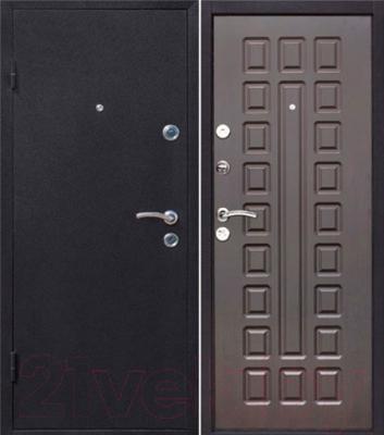 Входная дверь Йошкар Венге (96x206, левая)