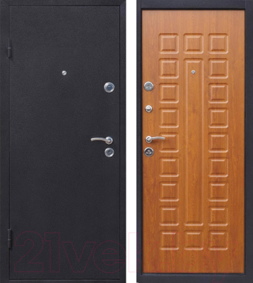 Входная дверь Йошкар Золотистый дуб (96x206, левая)