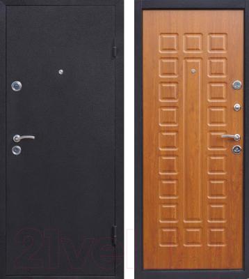 Входная дверь Йошкар Золотистый дуб (96x206, правая)