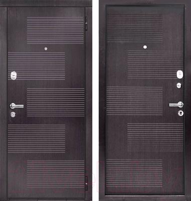 Входная дверь ЮрСталь Монреаль R (88x206)