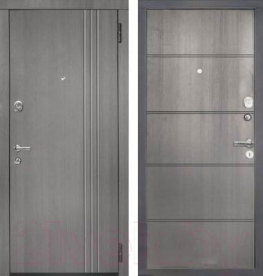 Входная дверь ЮрСталь Лайн R (88x206)