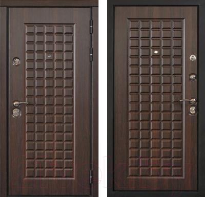 Входная дверь ЮрСталь Токио R (88x206)