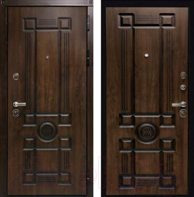 Входная дверь ЮрСталь Рим R (88x206)
