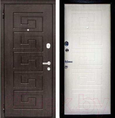 Входная дверь ЮрСталь Крит L (88x206)