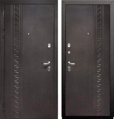 Входная дверь ЮрСталь Сенатор L (88x206)