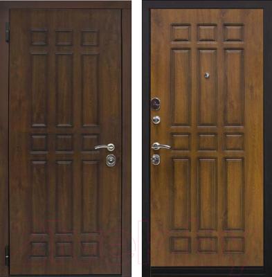 Входная дверь ЮрСталь Троя L (88x206)