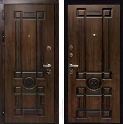 Входная дверь ЮрСталь Рим L (88x206)