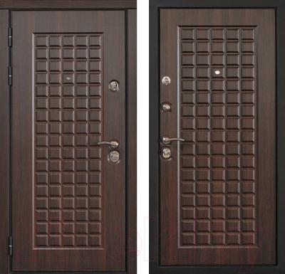Входная дверь ЮрСталь Токио L (96x206)