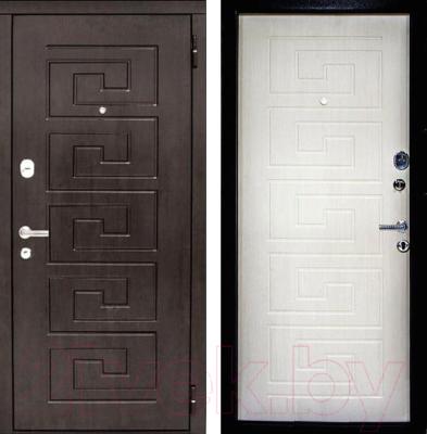 Входная дверь ЮрСталь Крит R (96x206)