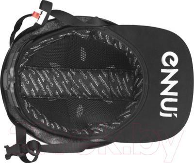 Защитный шлем Powerslide Ennui SF Visor 920012 (S/M, черный)