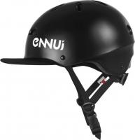 Защитный шлем Powerslide Ennui SF Visor 920012 (L/XL, черный) -