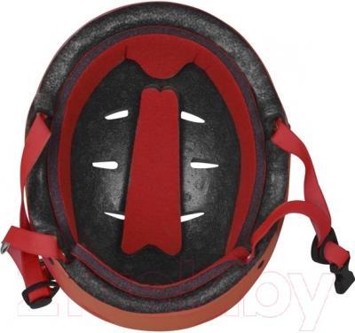 Защитный шлем Powerslide Ennui BCN Basic 920051 (S/M, красный)