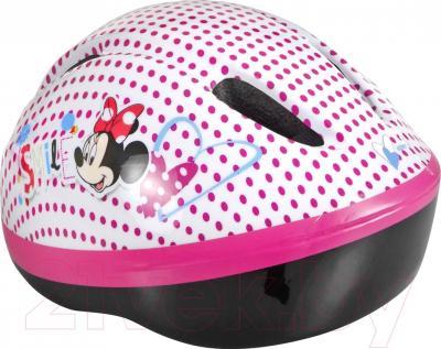 Защитный шлем Powerslide Disney Fitness Minnie Mouse 910504 (51-53см)