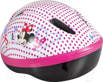 Защитный шлем Powerslide Disney Fitness Minnie Mouse 910504 (53-56см)