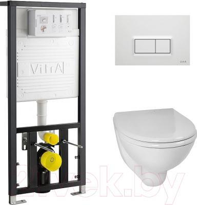 Унитаз с инсталляцией VitrA Arkitekt 9005B003-7210