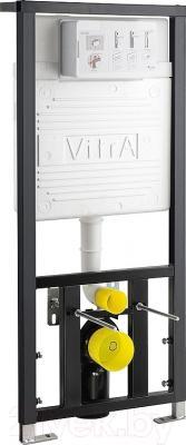 Унитаз с инсталляцией VitrA Arkitekt 9005B003-7210 - инсталляция
